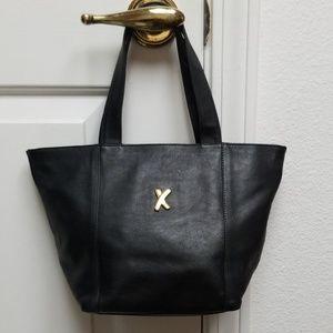 Vintage PALOMA PICASSO tote style satchel mini bag